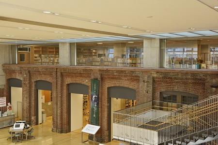 北区立図書館 東京都北区
